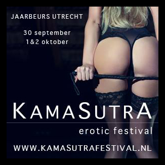 KamaSutrA – Erotic Festival – September 30th t/m October 2nd