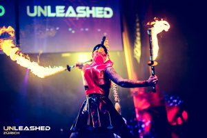 Photo selection from UNLEASHED Zurich at Club X-TRA