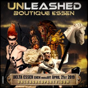 UNLEASHED Boutique Essen 21/04/19